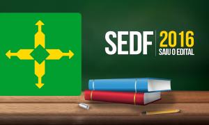 Concurso SEDF: Saiu o edital com 2,9 mil vagas para Professor, Analista e Técnico!