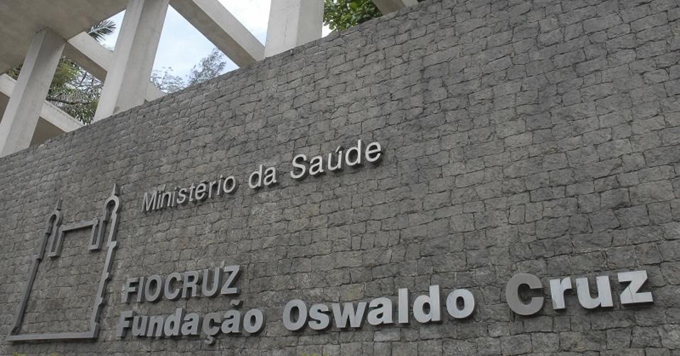 Fundação Oswaldo Cruz (Concurso Fiocruz 2016)