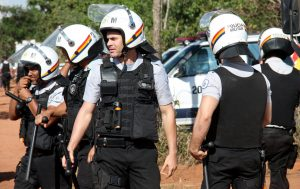 Cargos de policial militar para o edital PMDF.