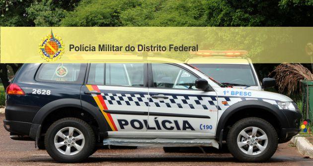 Concurso PMDF - Oficial