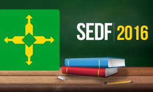 Concurso SEDF 2016: Edital verticalizado grátis para professor, analista, monitor, secretário e técnico!