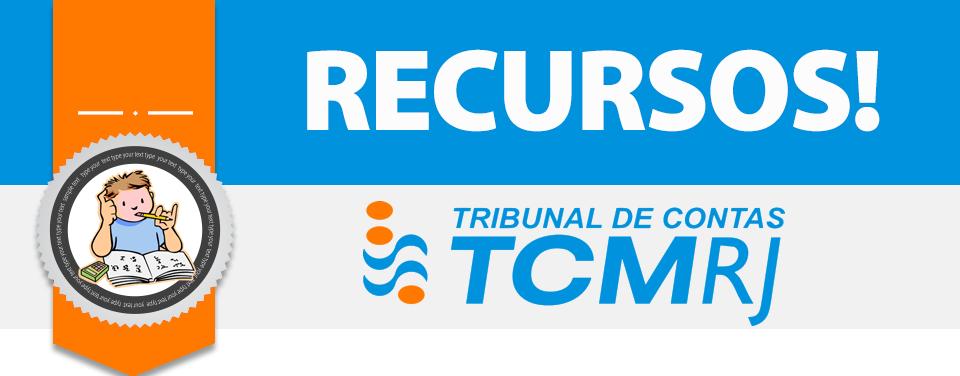 Recurso de prova - concurso TCM RJ
