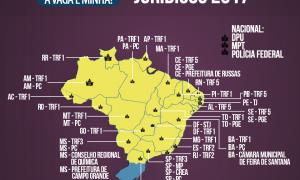 Concursos Jurídicos 2017: confira as oportunidades previstas!