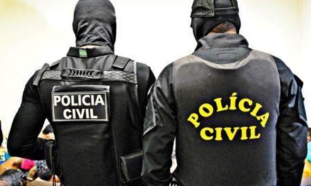 Agentes concursados da Polícia Civil do Acre.