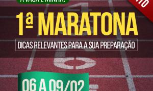1ª Maratona TJ-PR. Começa hoje às 19 horas! Não perca!!