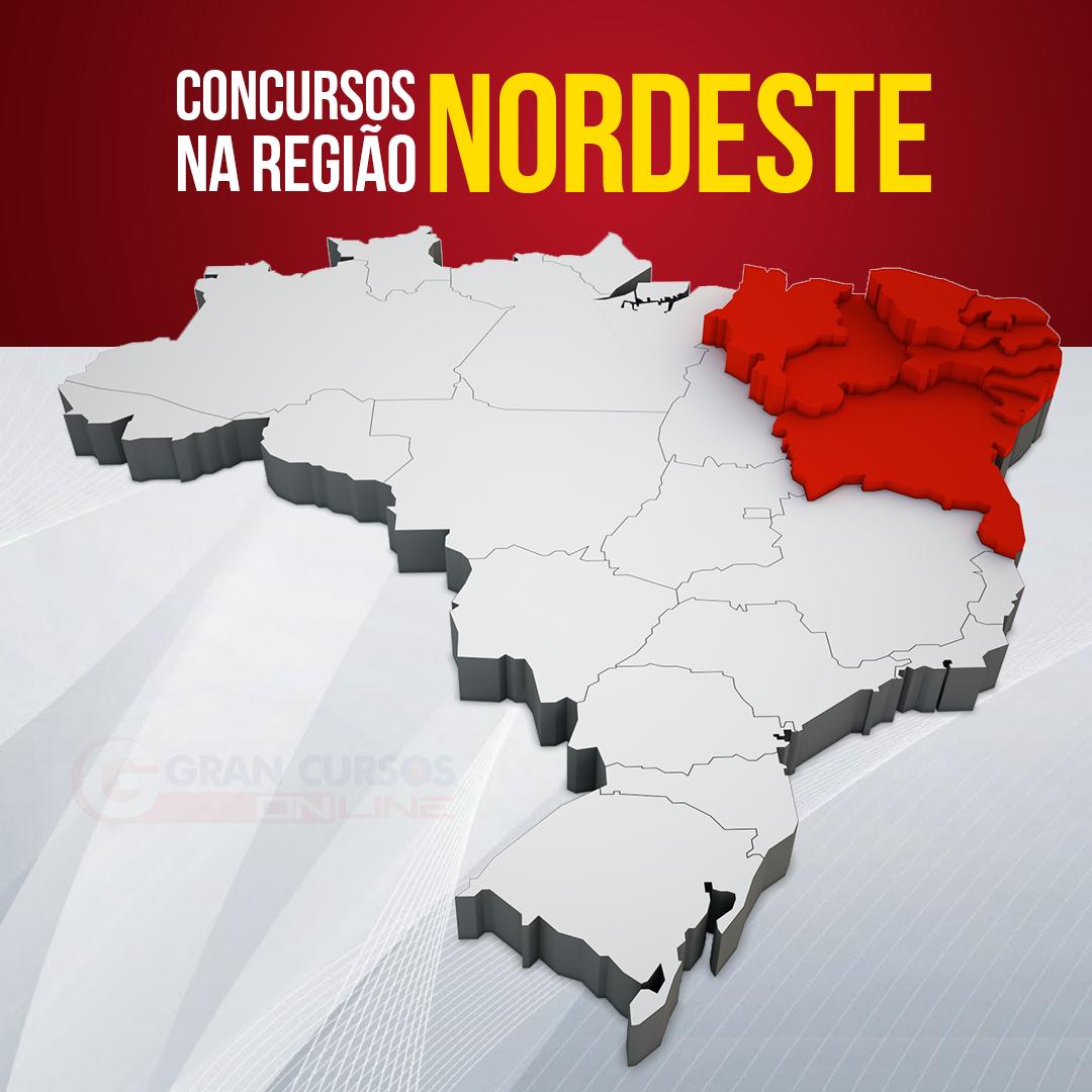 d988526cae Concursos Nordeste 2017  Confira as oportunidades que vão movimentar a  região!