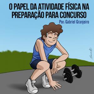 O papel da atividade física na preparação para concurso