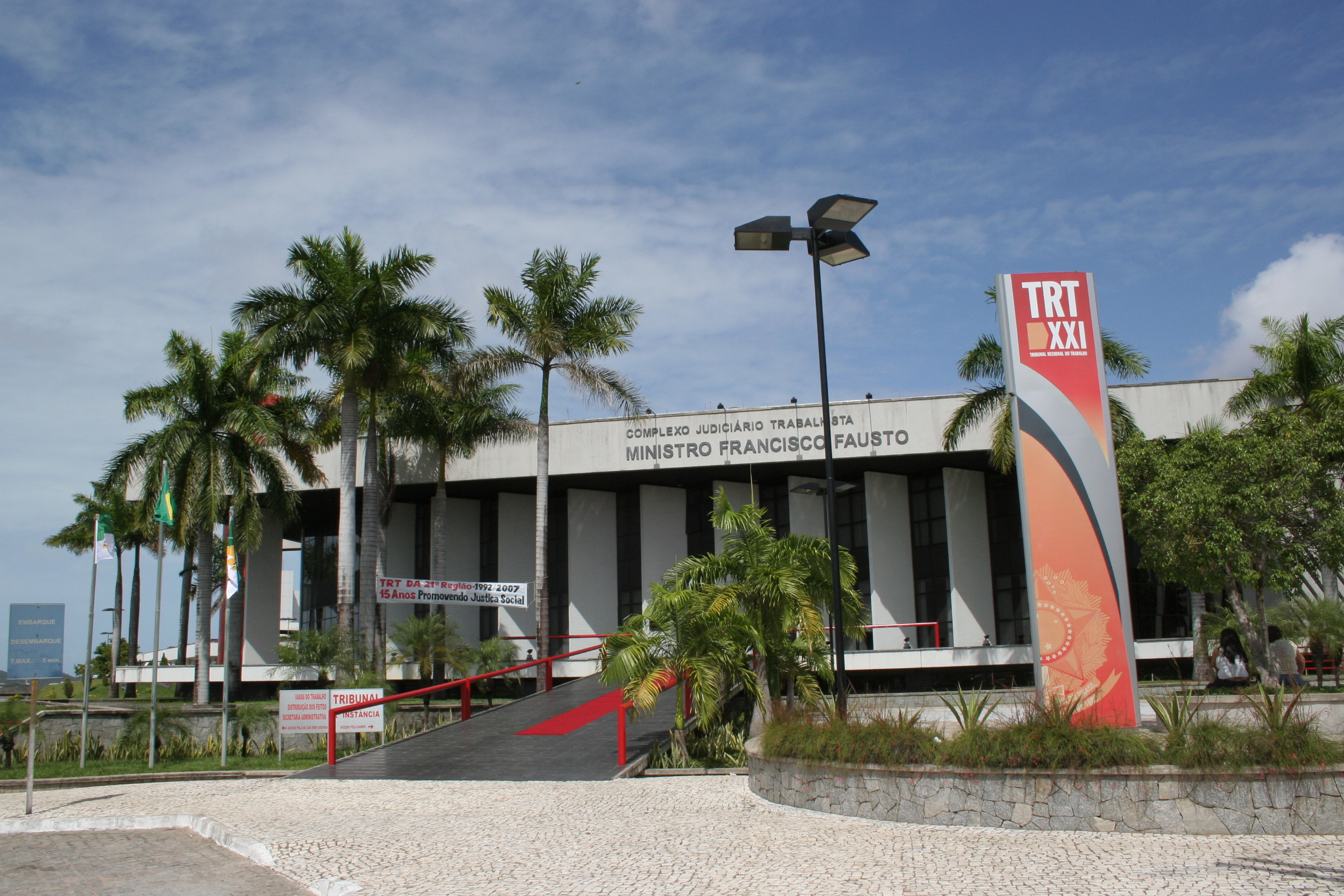 Concurso TRT RN paga inicial de R$ 7 mil para nível médio!