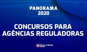 Concurso Agências Reguladoras 2020: Confira as oportunidades!