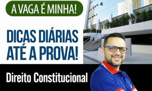 Concurso TJ PR 2017: confira as dicas de Direito Constitucional!