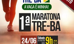 I Maratona TRE BA: Aulões com dicas e exercícios para turbinar a sua preparação. É neste sábado, a partir das 9 horas. Não perca!