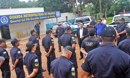 Concurso Guarda Metropolitana de Palmas