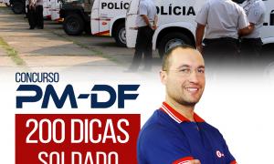 Concurso PMDF 2017: 200 dicas gratuitas! Confira as dicas de Informática II