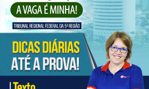 Concurso TRF 5: confira as dicas gratuitas de Texto!