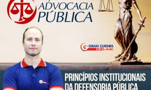 Projeto Advocacia Pública: 200 dicas quentes de Princípios Institucionais da Defensoria Pública para turbinar a sua preparação!