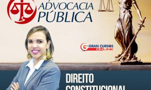 Projeto Advocacia Pública: 200 dicas quentes de Direito Constitucional II!
