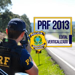 Concurso PRF 2013