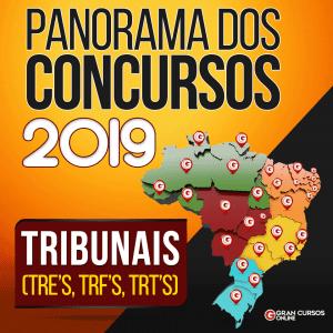 Concursos Tribunais 2019