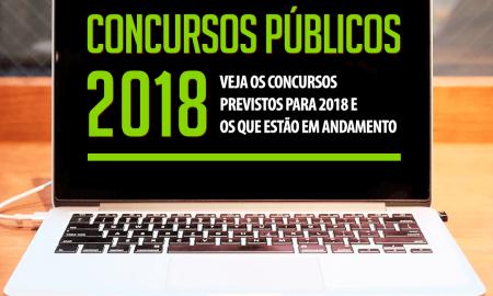 Concursos Públicos 2018