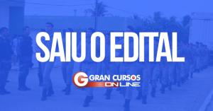 Concurso PM ALtem novo edital com 500 vagas para Soldado!