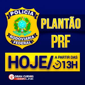 Plantão Concurso PRF