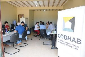 Concurso CODHAB 2018