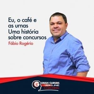 Eu O Café E As Urnas Uma História Sobre Concursos