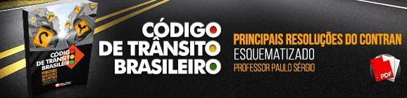 Concurso Detran SP: Código de Trânsito Brasileiro Esquematizado