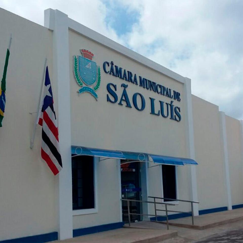 Resultado de imagem para CAMARA DE SAO LUIS