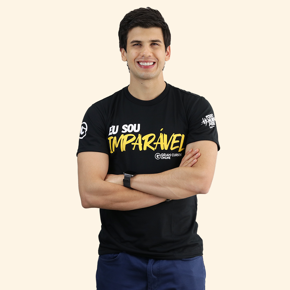 Camiseta Masculina – Eu Sou Imparável