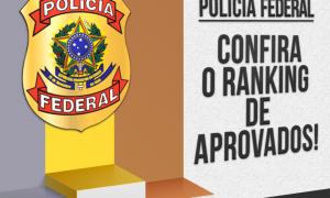 Concurso Polícia Federal: confira o ranking de aprovados!