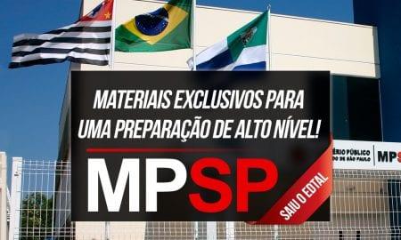 Edital MP SP