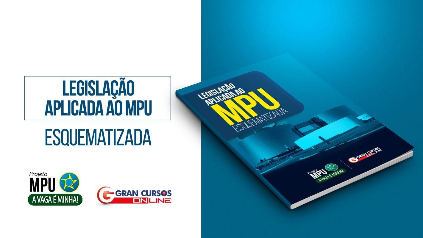 Apostila gratuita para concurso MPU