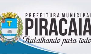 Concurso Prefeitura de Piracaia SP: edital oferta 181 vagas! Até R$ 5 mil!