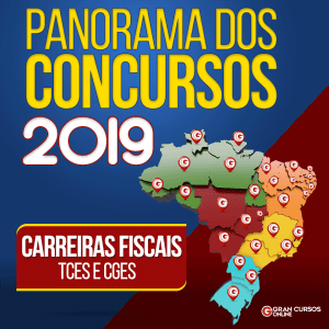 Concursos fiscais abertos para 2019!