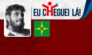 Por amor ao trabalho e dedicação, Renato Rocha foi aprovado na SEDF