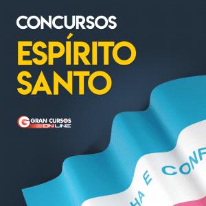 Concursos ES: concursos previstos para o Espírito Santo.