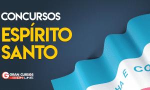 Concurso ES: confira os concursos previstos ao Espírito Santo em 2019!