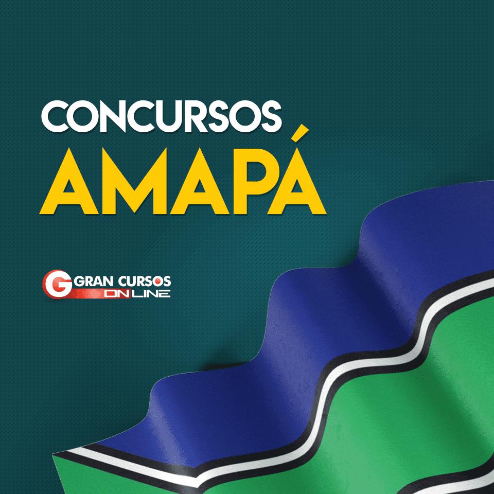 Concurso AP  confira as próximas oportunidades para o estado do Amapá em  2019! 9521aee2f8cdb