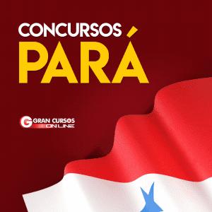 Concurso Pará: confira as próximas oportunidades para o estado do Pará em 2019!