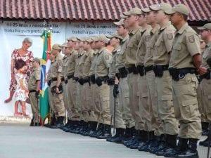 Concurso PM SC Soldado, 1000 vagas abertas.