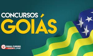 Concurso GO: confira os concursos previstos para Goiás em 2019!