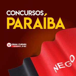 Concurso PB: confira as próximas oportunidades para o estado da Paraíba em 2019!