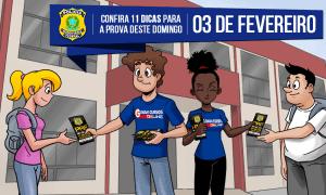 Concurso PRF: confira 11 dicas para a prova deste domingo (3)!