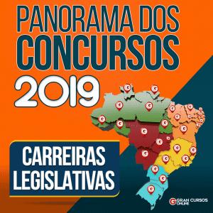 Concursos Legislativos 2019