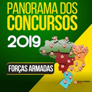 Concurso Militar 2019