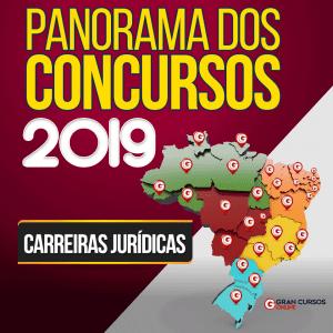 Concurso juridico 2019: confira AQUI as oportunidades!