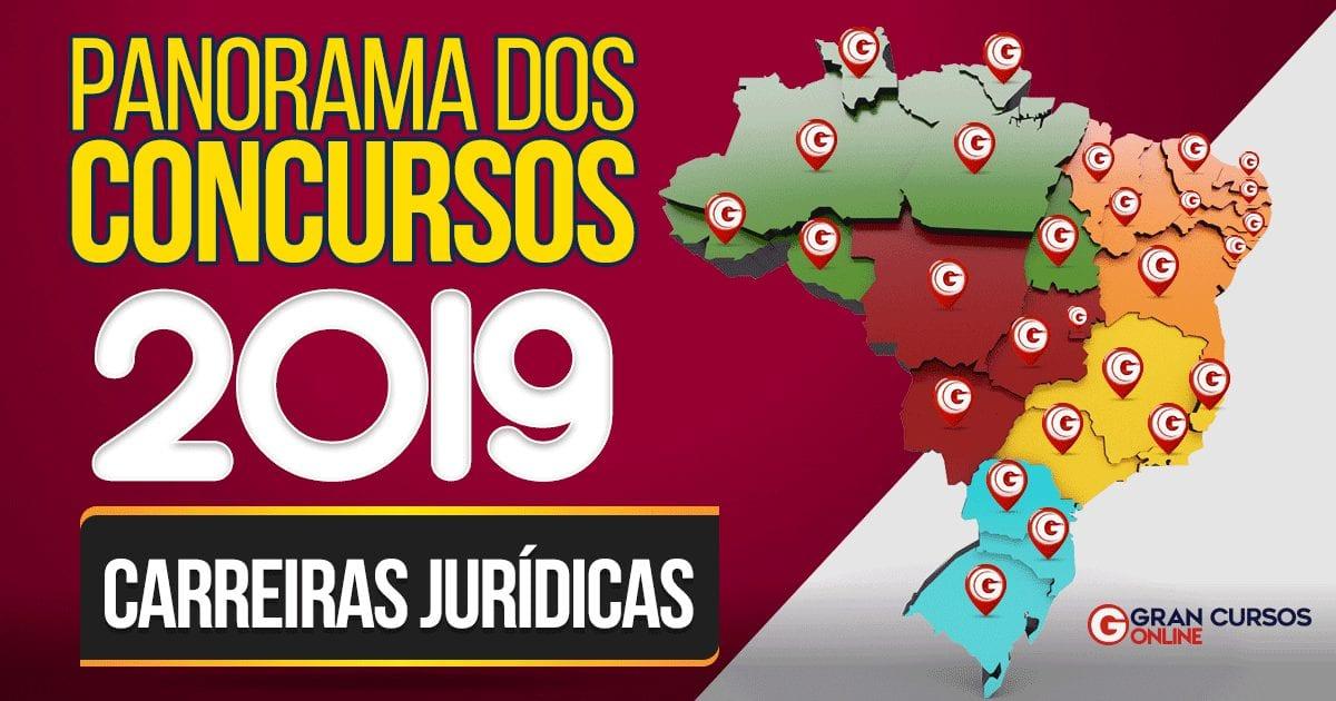 3657907338e4 Concurso Jurídico 2019: confira AQUI as oportunidades!