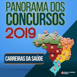 concursos saúde 2019