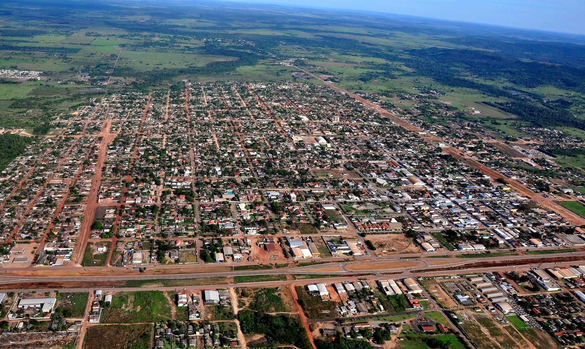 Novo Mundo Mato Grosso fonte: blog-static.infra.grancursosonline.com.br